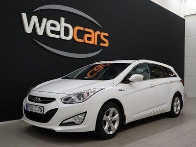 begagnad Hyundai i40 cw 1.7 CRDi 116hk Ny servad