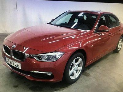 begagnad BMW 320 d Sedan Luxury Line Euro 6 190hk