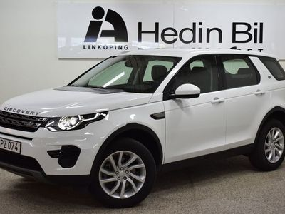 begagnad Land Rover Discovery Sport Signature 2.0D TD4 4WD 150HK