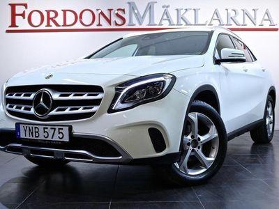 usata Mercedes GLA220 4MATIC DRAG 3-ÅRS GARANTI