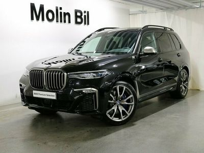 begagnad BMW X7 M50i Innovation / Live Cockpit Pro / 1.95% ränta
