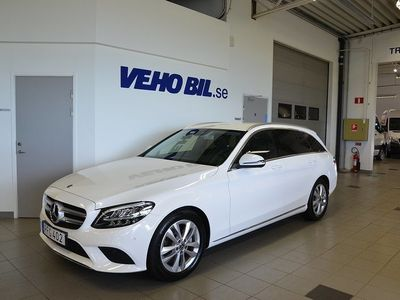 brugt Mercedes C220 T d 9G-Tronic Euro 6, Dragkok, Navigation, Backkamera, Avant