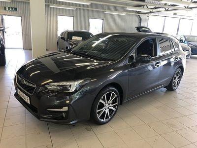 brugt Subaru Impreza 2.0 4WD Lineartronic Euro 6 156hk