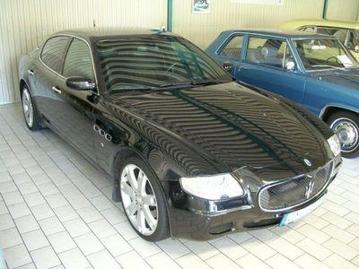 begagnad Maserati Quattroporte -08