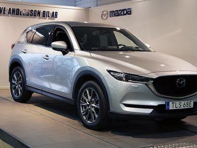 begagnad Mazda CX-5 2.5 Optimum Signature AWD Automat 194 hk
