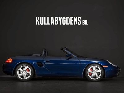 begagnad Porsche Boxster S 3.2 253hk