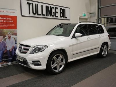begagnad Mercedes GLK350 204 X4MATIC