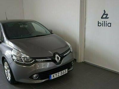 begagnad Renault Clio R.S. TCe 120 EDC Dynamique A 5-d IIb 2016, Halvkombi P 99 900 kr