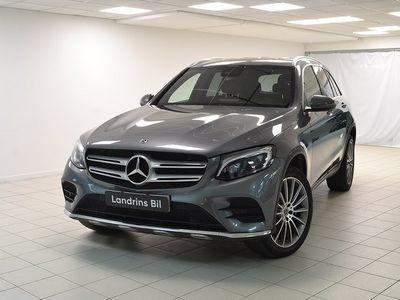 begagnad Mercedes GLC350 e 4MATIC 7G-Tronic Plus AMG Sport Euro 6 327hk