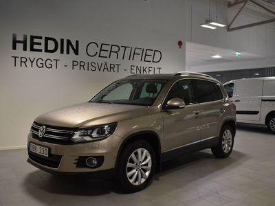 begagnad VW Tiguan TSI 1,4 4Motion