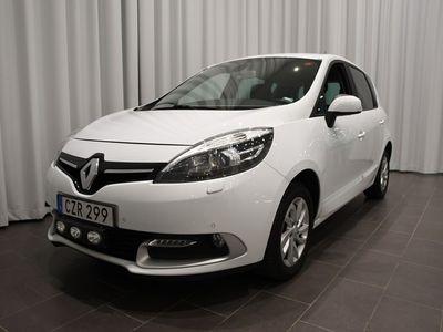begagnad Renault Scénic dCi 95hk