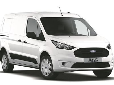 begagnad Ford Transit Connect L1 Trend 1.5td100hk Euro6.2 A8 FWD
