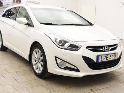 begagnad Hyundai i40 1.7 CRDi 136hk AUT / NAVI / MOMSBIL