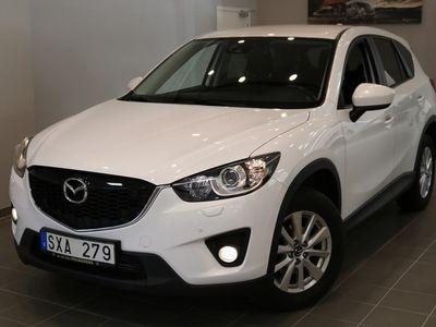 begagnad Mazda CX-5 2.2 DE AUTOMAT