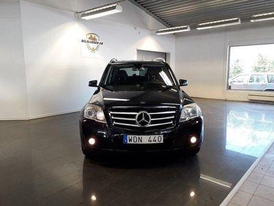 begagnad Mercedes GLK350 CDI 4MATIC AUT 224hk