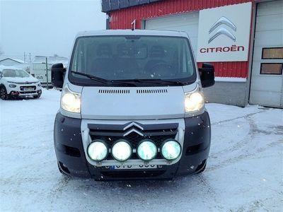 begagnad Citroën Jumper L2H1 10kbm / 2,2 HDI 130hk -13