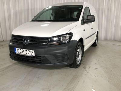 usado VW Caddy 2.0 TDI Skåp (102hk)