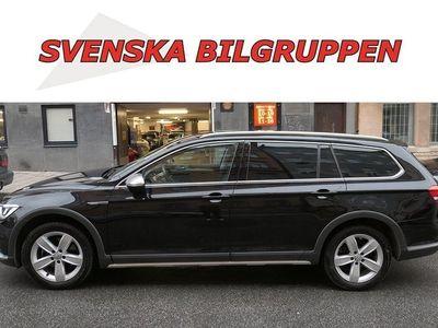 begagnad VW Passat Alltrack 2.0 TDI 4M Executive Drag Värmare
