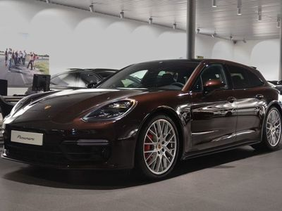 begagnad Porsche Panamera GTS GTS Sport Turismo // Drive and Fly 18/1-18/2
