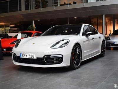 used Porsche Panamera Turbo // Leasbar