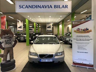 begagnad Volvo S60 2.4 Business 13500 MIL VÄLVÅRDAD