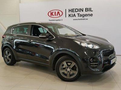 begagnad Kia Sportage 2.0CRDI AWD 185HK / V-hjul / Dra