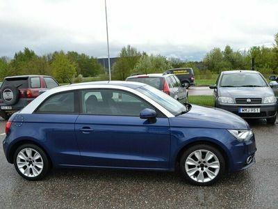 begagnad Audi A1 1.6 TDI Proline 105hk