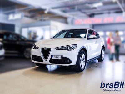 begagnad Alfa Romeo Stelvio 2.2 JTDM Q4 A8 210hk