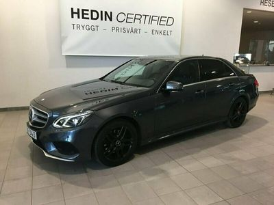 begagnad Mercedes E250 - BenzCDI AMG Line