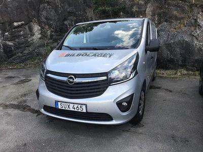 begagnad Opel Vivaro 1,6 BITURBO 125 hk L1H1 PREMIUM