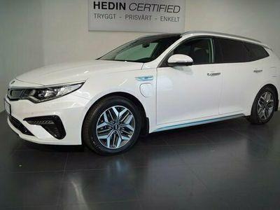 begagnad Kia Optima Hybrid SW Plug-In Advance Pluspaket 2 2020, Personbil Pris 339 900 kr