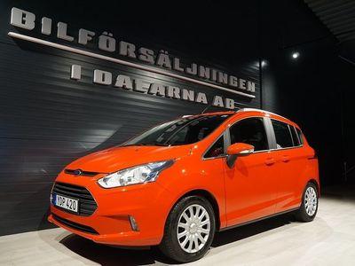 begagnad Ford B-MAX 1.4 LPG Euro6 Bensin/Gas