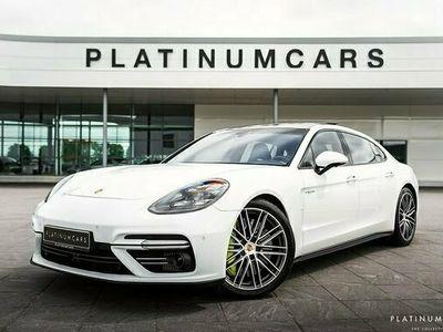 begagnad Porsche Panamera Turbo S E-Hybird Executive Carbon 2018, Personbil Pris 1 329 000 kr