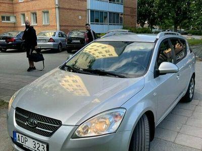 begagnad Kia cee'd 1,6 CRDI EX SW