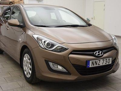 gebraucht Hyundai i30 1.6 GDI 5dr 135hk 3934MIL / 0:- KONTANT