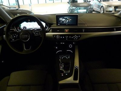 begagnad Audi A4 AVANT 2.0 TDI 150 hk S-tronic Sport *MILJÖBIL*