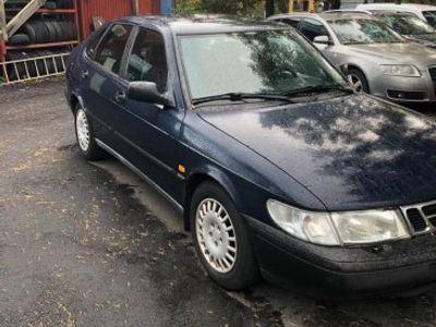 begagnad Saab 900 endast 10500 mil -97