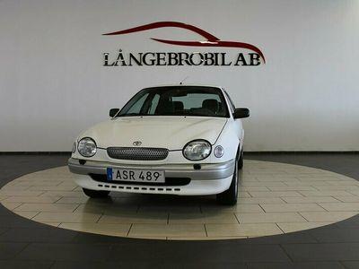 begagnad Toyota Corolla Liftback 1.3 (86hk)