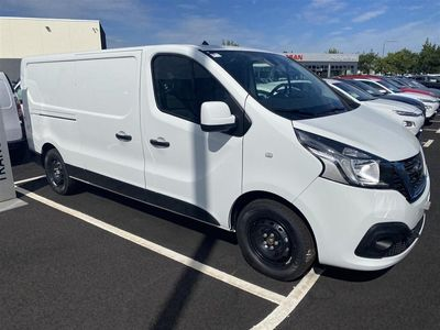 begagnad Nissan NV300 Van DCI 145 AT Blind L2H1 Workin