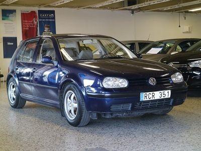 used VW Golf 1,6 Comfort/DRAG/100HK