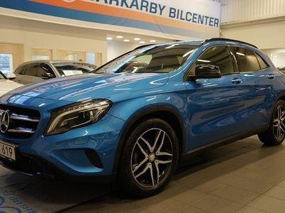 begagnad Mercedes GLA220 CDI 4-MATIC Night-Pkt / EU6