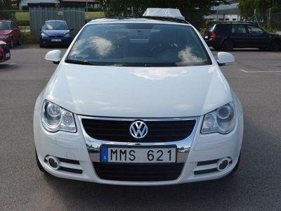 begagnad VW Eos 2.0 FSI,150hk Exclusive