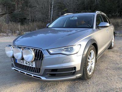 begagnad Audi A6 Allroad 3.0 TDI quattro