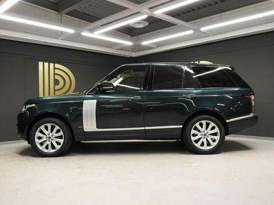 begagnad Land Rover Range Rover 4.4 SDV8 AWD Autobiography (Se Spec)