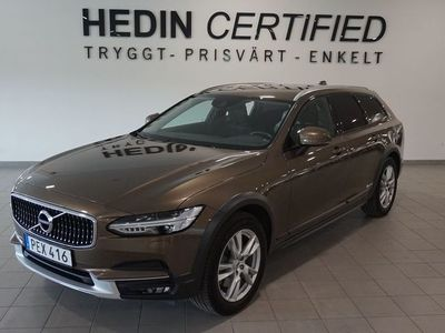 begagnad Volvo V90 CC v90 CROSS COUNTRY D4