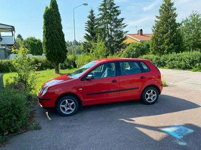 begagnad VW Polo 02a (defekt motor)