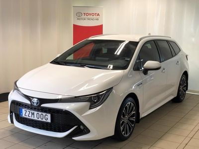 begagnad Toyota Corolla Touring Sports 1.8 Hybrid Style