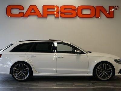 gebraucht Audi RS6 4.0 TFSI 560HK Panorama Dynamik-plus