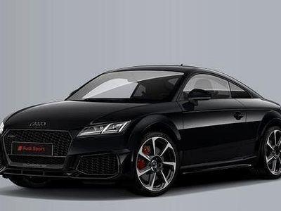 begagnad Audi TT RS Coupé 400 HK quattro S-tronic