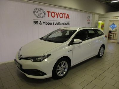 begagnad Toyota Auris Touring Sports 1,8 HSD Active